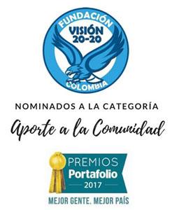 Nominados Portafolios 2017