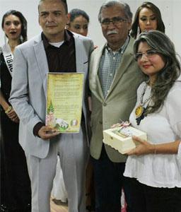 Reconocimiento por nuestro servicio social alcaldia de Cachipay